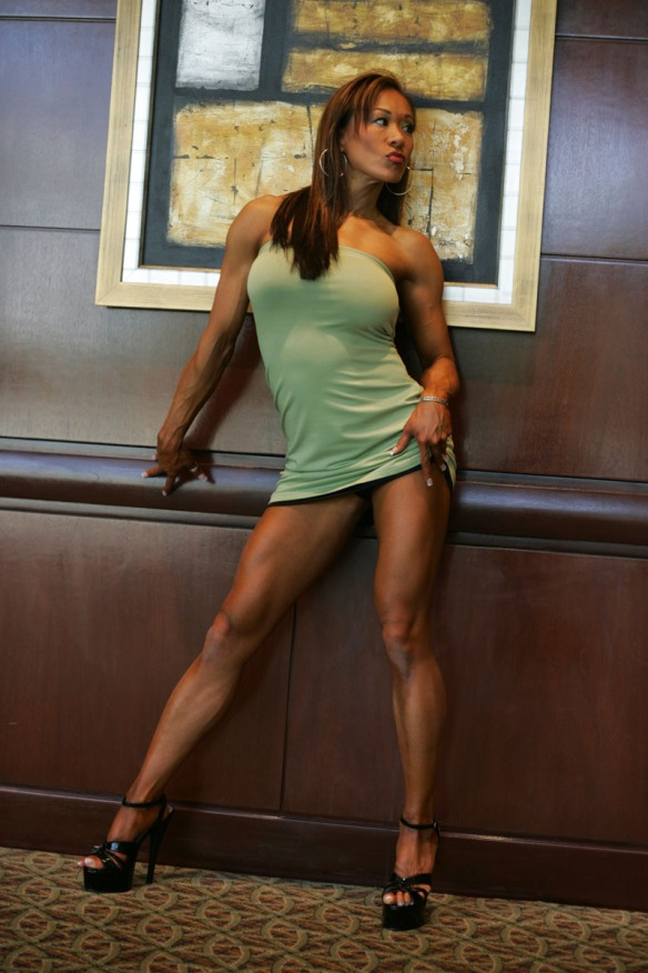 Nude Female Bodybuilder Lisa Cross Picture Basketball Filmvz Portal