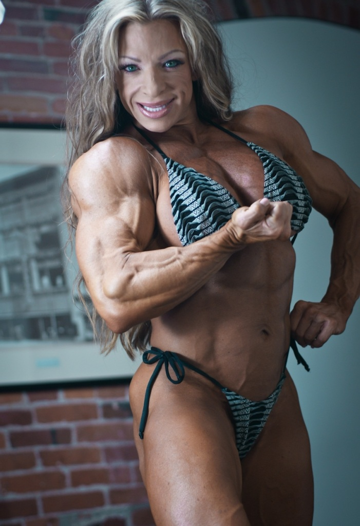 The gorgeous Debi Laszewski.