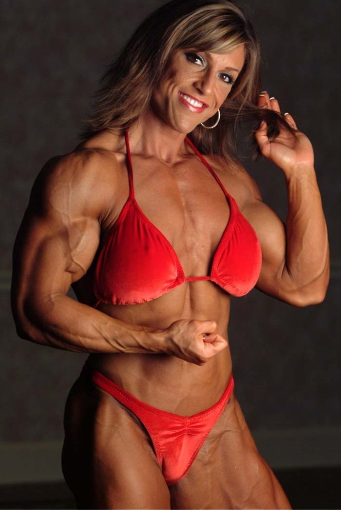 I don't think my attraction for Gina Davis will ever go away.