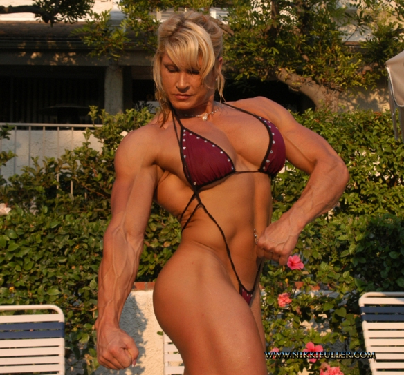 Nikki Fuller is one of my all-time favorites. Need I explain why?