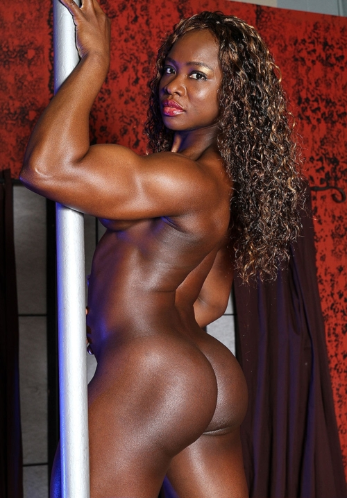 Black women patterson porn charmaine muscle