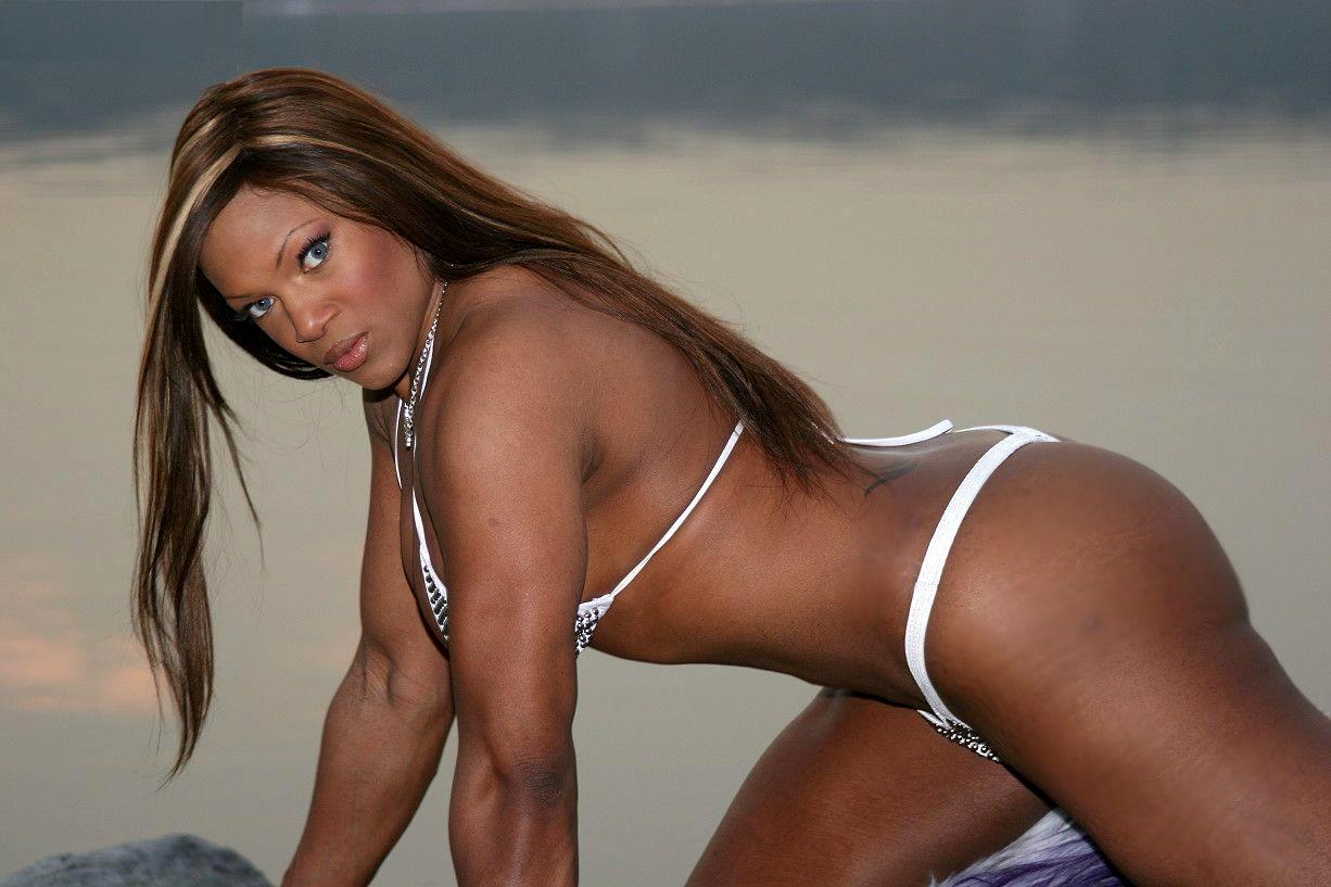 Black female bodybuilder tatianna butler