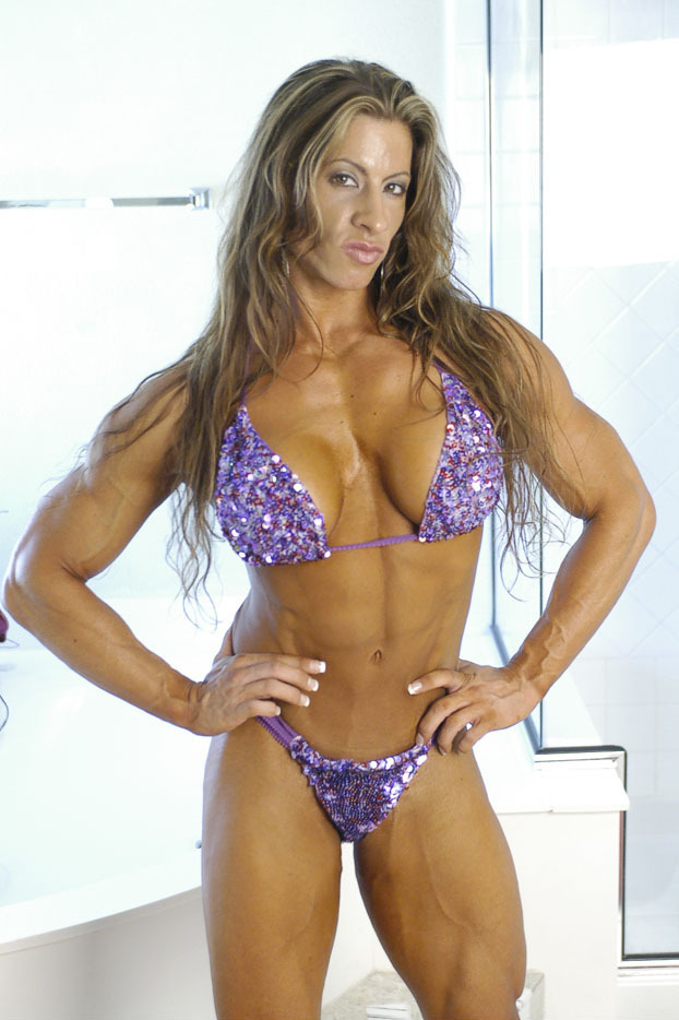 Angela Salvagno's sexiness is off the charts.