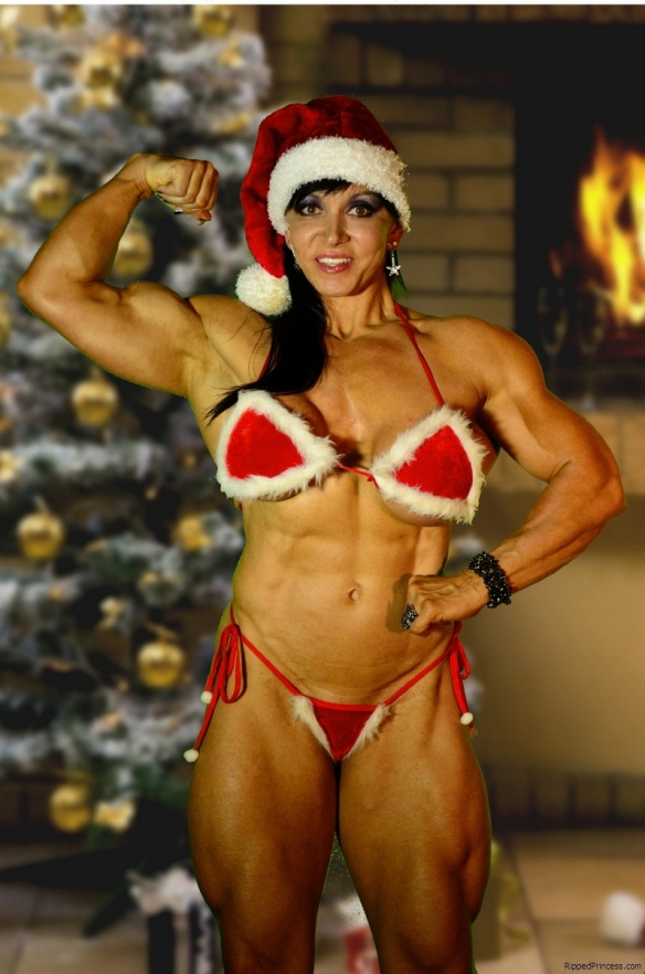 All I want for Christmas is...Jana Linke-Sippl.
