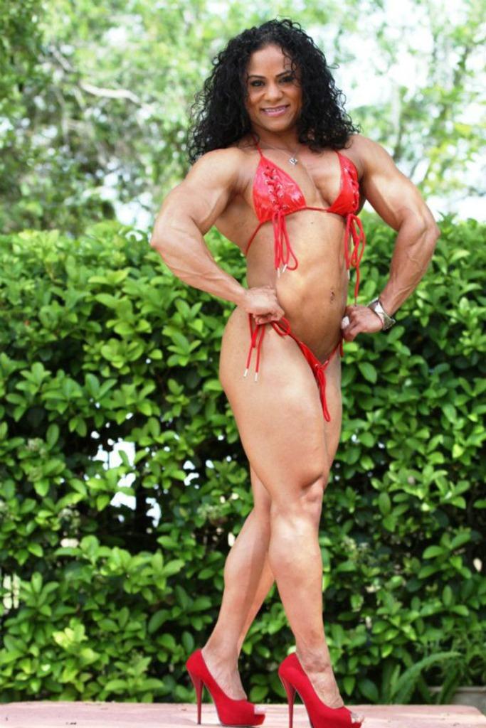 The Goddess from Trinidad, Kashma Maharaj.