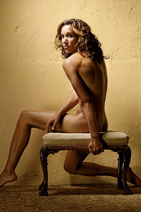Lolo Jones may not be the most decorated Olympian athlete in the world, but she sure captured my heart.