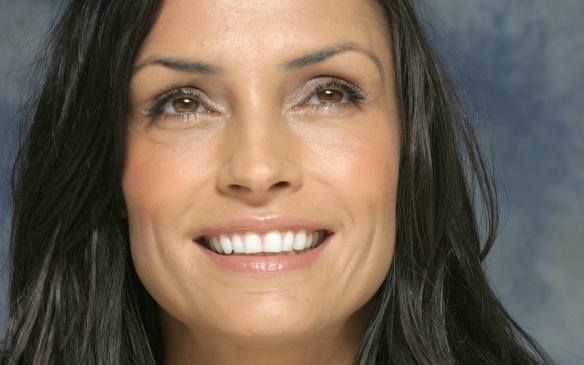 Famke Janssen might be the most gorgeous woman on the planet.