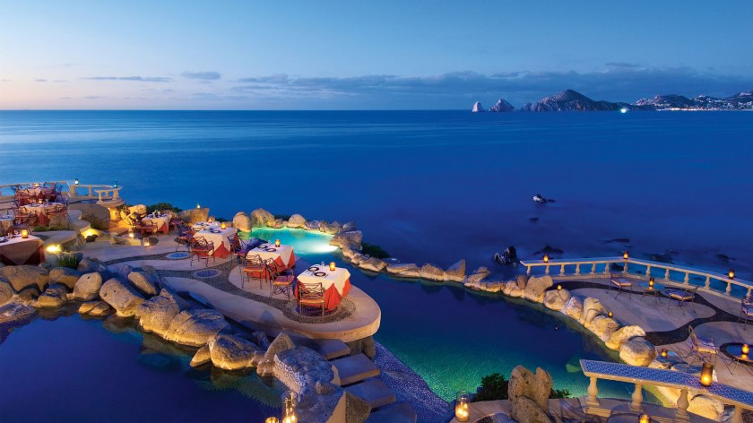 Cabo looks like such a great vacation spot.
