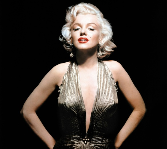 Marilyn Monroe, the greatest sex icon of her generation, perhaps of all time.