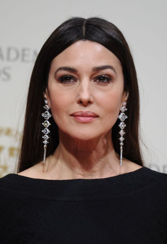 "The self-proclaimed ""Bond woman"" herself, the Italian Goddess Monica Bellucci."