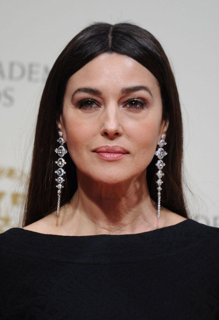 "The self-proclaimed ""Bond woman"" herself, the Italian Goddess Monica Bellucci."