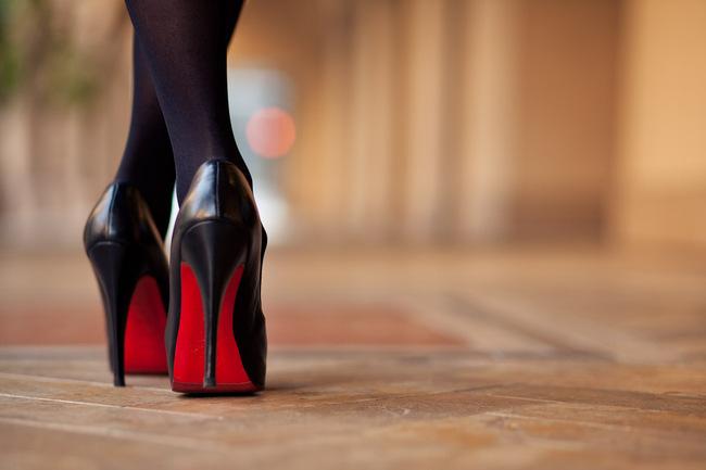 Beautiful heels.