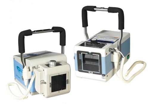 Portable x-ray machines.