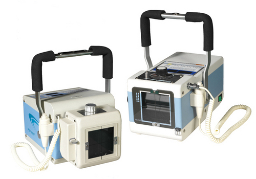 Portable x-ray machines.