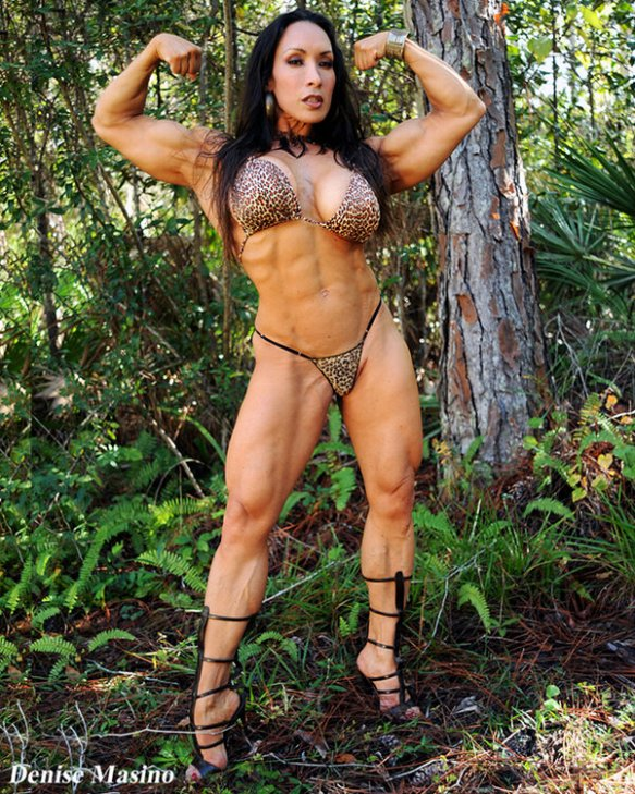 Denise Masino is a wild beast who needs to be tamed.