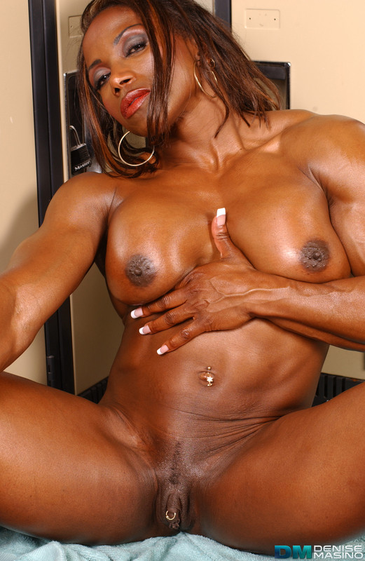 Women Bodybuilders With Big Clits