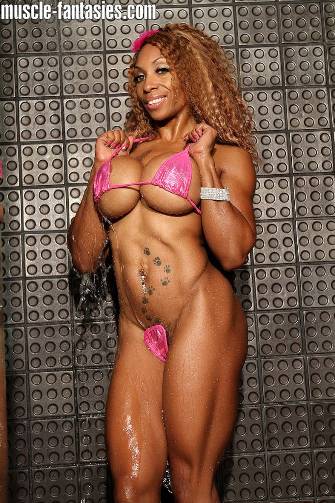 Every body is beautiful. Especially the body of Coco Crush.