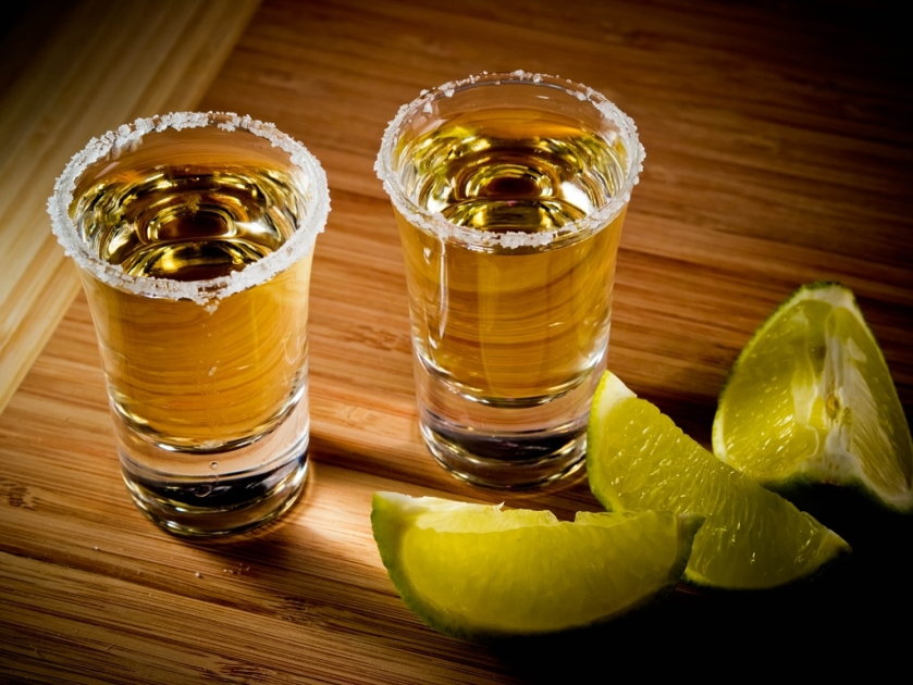 I'm not much of a fan of tequila, but that sure looks good.