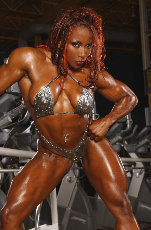Desiree Ellis is a beast, no question about it.