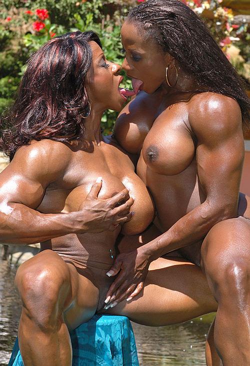 Female mature bodybuilders