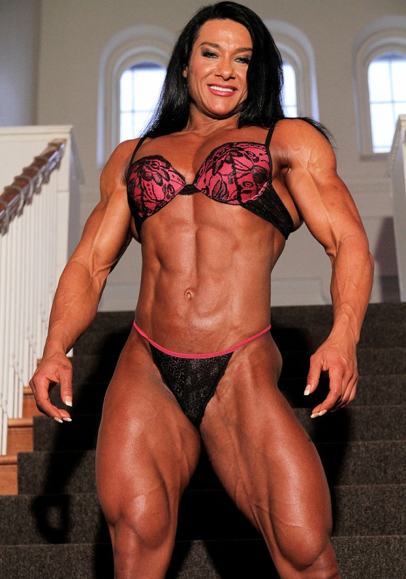 Alina Popa, the Undisputed Queen of Female Bodybuilding!
