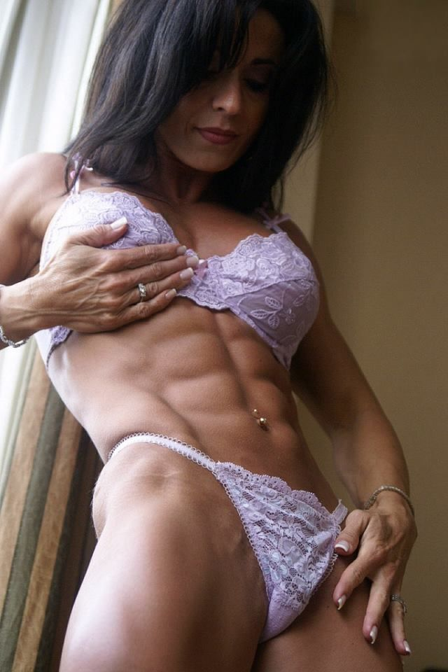 Love those abs!