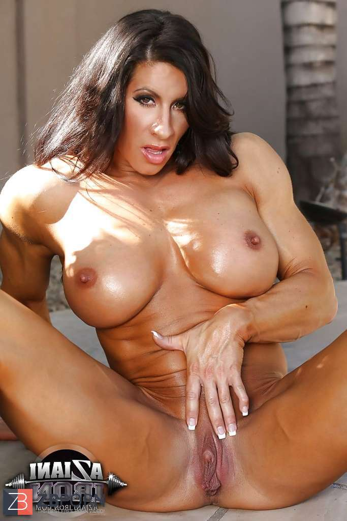What necessary porn female bodybuilder clit that