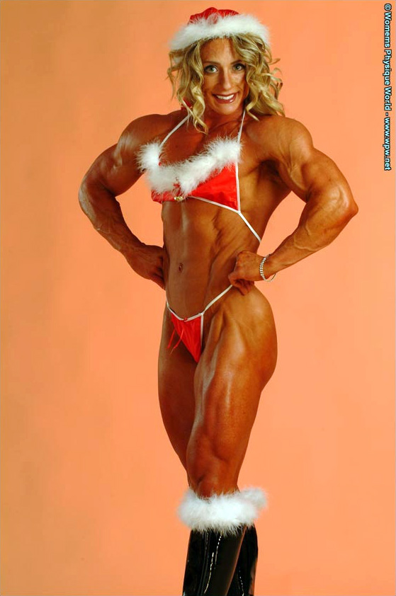 All I want for Christmas is Dena Westerfield!
