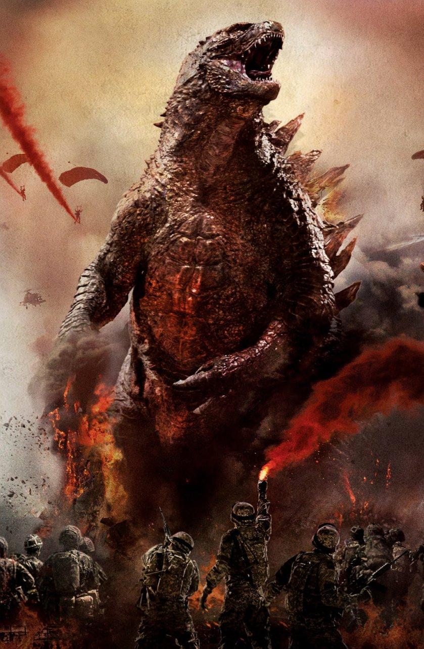 Monster - Godzilla
