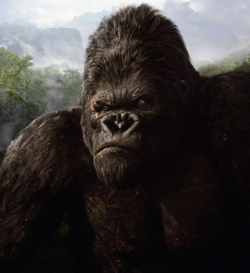 Monster - King Kong