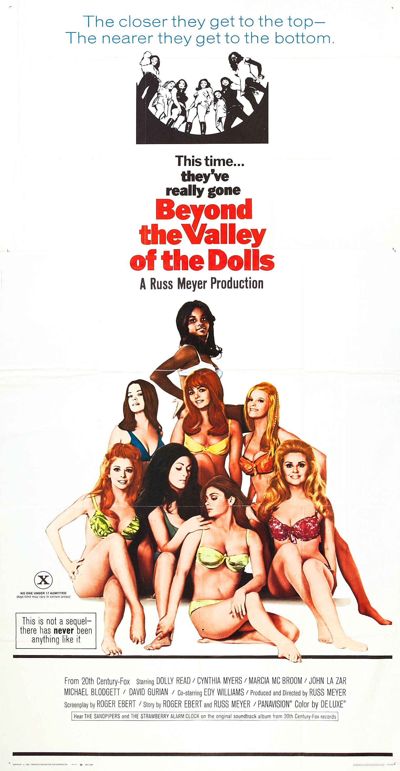 Exploitation - Beyond the Valley of the Dolls