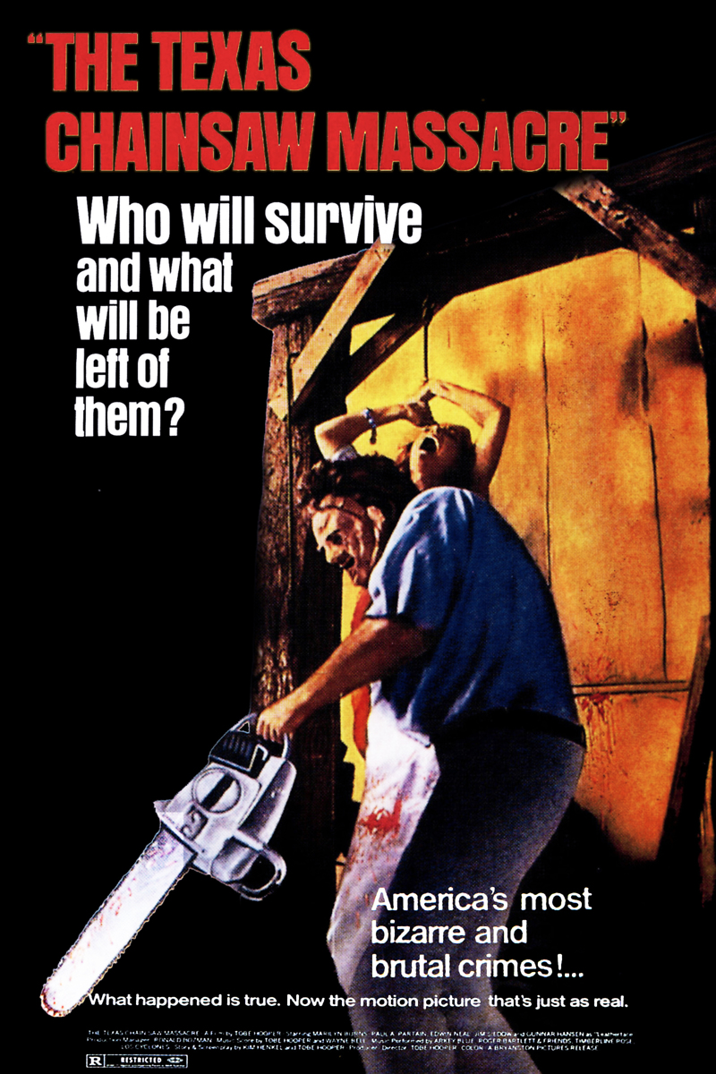 Exploitation - The Texas Chainsaw Massacre